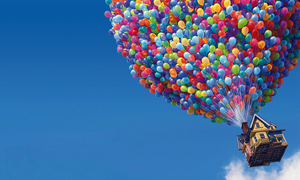 Best 3D Movies - Up
