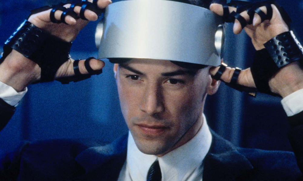 Best Movies That Take Place in VR - Johnny Mnemonic