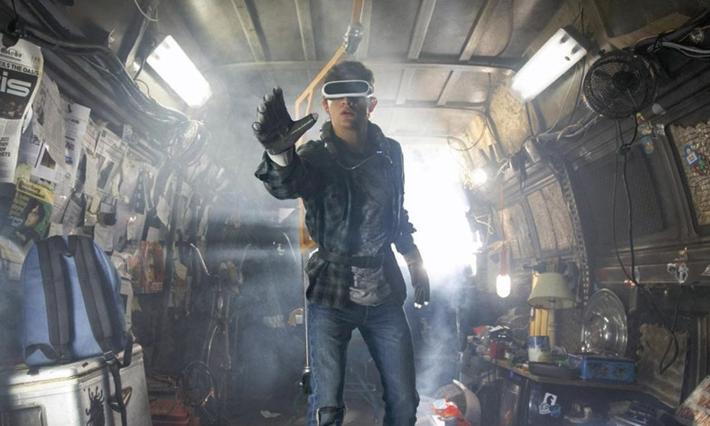 Best Movies That Take Place in VR - Ready Player One