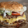 Best Fast Food Burger - Five Guys Bacon Cheeseburger